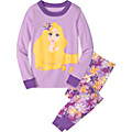 Disney® Rapunzel Long John Pajamas