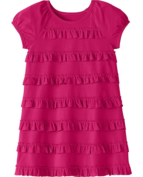 Ruffle Love Dress by Hanna Andersson