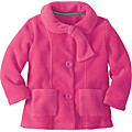 Soft Spot Fleece Coat