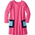 Modern Art Pocket Dress