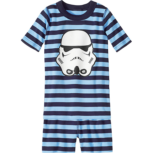 Star Wars™ Stormtrooper Short John Pajamas