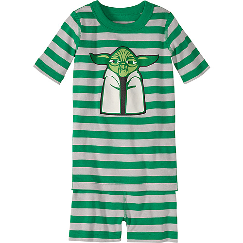 Star Wars™ Yoda Short John Pajamas