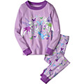 Disney Flutter Fairies Long John Pajamas