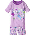 Disney Flutter Fairies Short John Pajamas