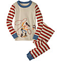 Disney/Pixar Woody & Bullseye Long John Pajamas