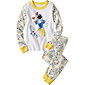 Disney Snow White Stripe Long John Pajamas