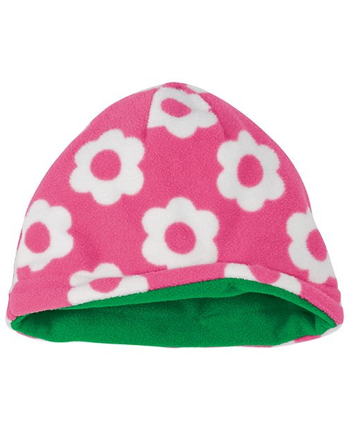 Reversible Fleece Hats by Hanna Andersson