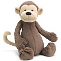 Bashful Monkey By Jellycat