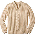 Soft Fisherman Sweater