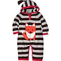 Cozy Hoodie Sweater Romper