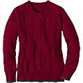 Cocoa Weather Cableknit Sweater