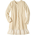 Cocoa Weather Cableknit Dress