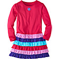 Ruffle Skirt Dress