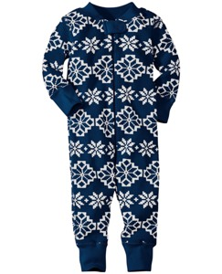 Thermal Baby Sleepers In Organic Cotton