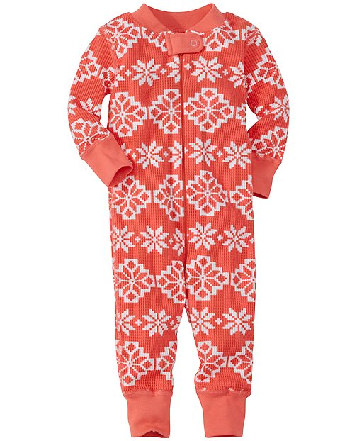 Thermal Baby Sleepers In Organic Cotton by Hanna Andersson