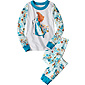 Disney Merida Stripe Long John Pajamas