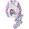 Disney Princess Ariel Long John Pajamas