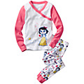 Disney Princess Snow White Long John Pajamas