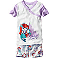 Disney Princess Ariel Short John Pajamas