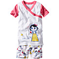 Disney Princess Snow White Short John Pajamas