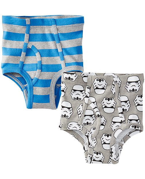 Star Wars™ Unders In Organic Cotton by Hanna Andersson