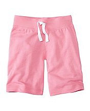 Bright Kids Basics Sweatshorts In 100% Cotton by Hanna Andersson