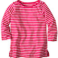 Stripe Happy Boatneck Tee