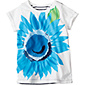 Flowers Love Stripes Tee