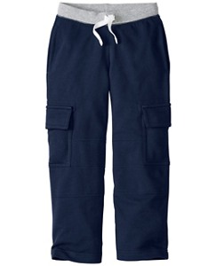 Double Knee Cargo Sweats
