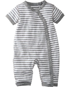 Snuggle Romper In Organic Cotton