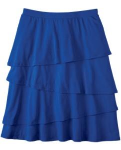 Crisscross Skirt