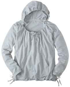 Drawstring Hoodie Sweatshirt
