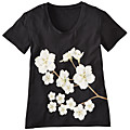 Pima Cotton Flower Tee