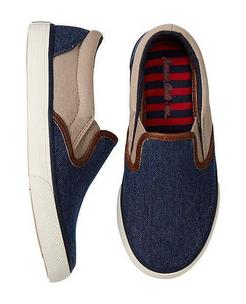 Oskar Slip On Sneakers By Hanna