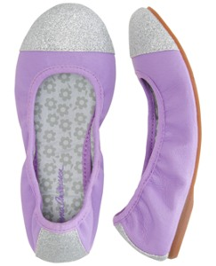 Lina Leather Ballet Flat By Hanna