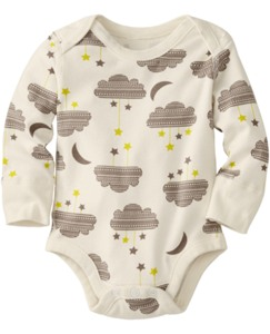 Grow With Me One Piece In Organic Cotton by Hanna Andersson