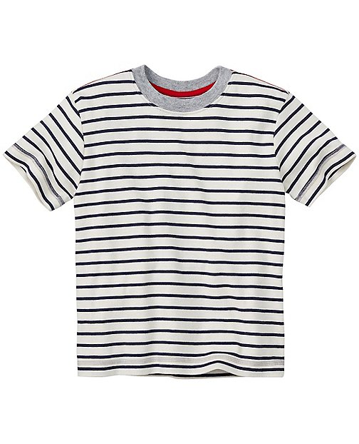 Very Güd Boxy Tee In Organic Cotton by Hanna Andersson