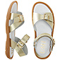 Leather Buckle Sandal by Umi
