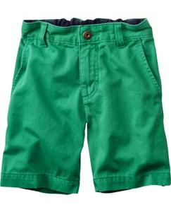 Superwashed Twill Shorts
