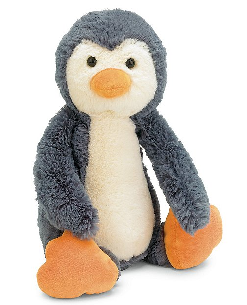 Jellycat Bashful Penguin by Hanna Andersson