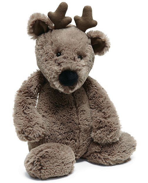 Bashful Reindeer By Jellycat