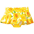 Sunflower Swim Skirt