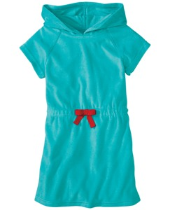 Sunsoft Terry Hooded Cover-Up