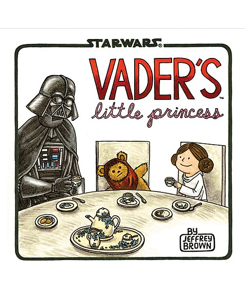 Vader's™ Little Princess by Hanna Andersson