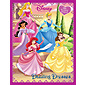 Disney� Dazzling Dresses Sticker Book