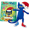 Pete The Cat Saves Christmas Gift Set