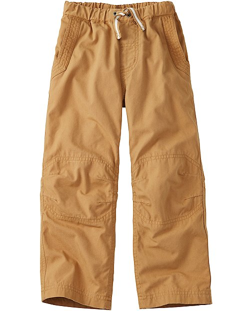 Double Knee Canvas Pant by Hanna Andersson