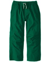 Double Knee Canvas Pants