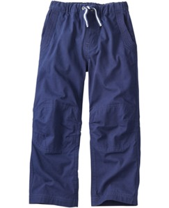 Hanna Andersson Double Knee Canvas Pant