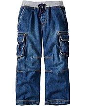 Quiet Cargo Jeans